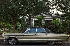 .. (two.birds.one.stone) Tags: auto green car oregon canon portland automobile profile neighborhood po dslr twobirdsonestone