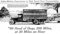 1929 Reo Trucks (dok1) Tags: 1929 vintageads dok1 countrygentleman
