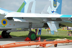 "Sukhoi Su-27 (9) • <a style=""font-size:0.8em;"" href=""http://www.flickr.com/photos/81723459@N04/9962574625/"" target=""_blank"">View on Flickr</a>"