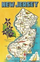 New Jersey (tico_manudo) Tags: newjersey maps mapas mapcards