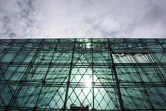 "Glass Pyramid ""Hidamari"" #2 (tamon,inc.) Tags: park glass sapporo pyramid symbol noguchi numa isamu moere hidamari"