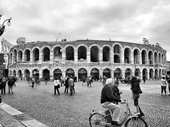 Verona Arena Roman Ampitheatre 9th oct. (saxonfenken) Tags: old city people building roman arena verona thumbsup cobbles cityscene 7065 challengeyou thechallengefactory fotocompetition fotocompetitionbronze yourockwinner agcgwinner herowinner pregamewinner 7065city
