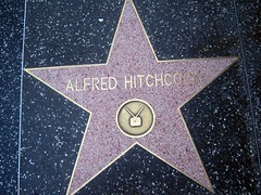 """Alfred Hitchcock Star • <a style=""""font-size:0.8em;"""" href=""""http://www.flickr.com/photos/109120354@N07/11047739643/"""" target=""""_blank"""">View on Flickr</a>"""