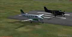 NZZC (02) (HenriqueSantos) Tags: nova flight polícia flightsimulator kingair fsx zelândia c90 fedral uniair carenado henriquesantos flightsimulatorsimuladorfsxhenriquesantos