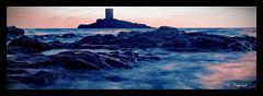2013-01 - Estérel - Cap Dramont 2 (ts) (g_dubois_fr) Tags: sunset sea panorama mer france de french soleil mediterranean riviera pano coucher côtedazur cap guillaume dor panoramique dubois île mediterranée dramont estérel portpoussai