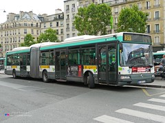 Irisbus Agora L - RATP n1702 (Pi Eye) Tags: paris bus renault autobus iledefrance agora ratp rvi irisbus stif gelenk agoral articul