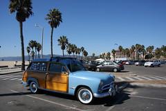 Santa Monica, California 2013 (sensaos) Tags: california santa old travel car america barbara monica oldtimer states custom unites 2013 sensaos