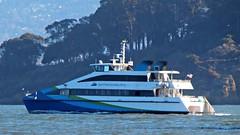 MV Taurus, San Francisco Bay Ferry, 118 ft 5 (Jack Snell - Thanks for over 26 Million Views) Tags: ferry bay san francisco ft taurus mv 118