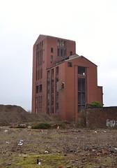 Dumbarton Distillery (former) (Michelle O'Connell Photography) Tags: abandoned ruin 1981 whisky shipyard dumbarton derelict distillery castlestreet argyllbute michelleoconnellphotography hiramwalkerandsonsscotlandltd
