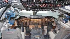 B-747-100, Cockpit (flyvertosset) Tags: 1969 cockpit boeing747100 flyvertosset firstflewfebruary9 avg14