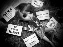 Hate. (*NatTheCat*) Tags: eos pullip