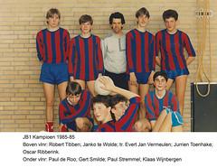 1984 Jongens B1