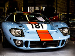 2013 Spa Six Hours: Ford GT40 (8w6thgear) Tags: ford spa sportscar paddock gt40 spafrancorchamps 2013 spasixhours