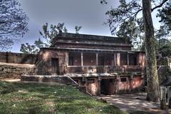 Tippu Sultan's Summer Palace (selvan.kalai) Tags: architecture fort palace hdr nandihills tippu