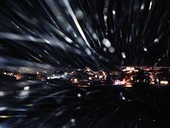 St Anton - Austria (tigrić) Tags: winter holiday snow night snowboarding austria skiing flash creative apreski stanton mooserwirt