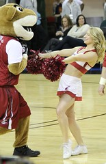 Washington State Cheerleaders (bulgo125) Tags: college washington cheerleaders dancers state cougars