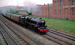 45415 (1) (Alastair Wood) Tags: br lms colwynbay blackfive stanier 45415