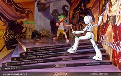 In search of adventures of capes and swords!  (Damien Saint-) Tags: toy japanese amazon von vinyl pepsi fireball yotsuba flgel danbo drossel calbee amazoncojp revoltech danboard figma
