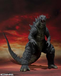 【新增圖片 & 發售資訊公開】S.H. MonsterArts Godzilla(2014) 哥吉拉(2014)