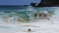 Sandy's Crunch (Stephen Ball Photography) Tags: ocean sea seascape beach canon hawaii seaside sand surf waves oahu tube barrel wave pacificocean seashore hawaiikai sandys slab breakingwave sandybeach bodyboard shorebreak bodysurf bodysurfing beachbreak hawaiianislands ef100400mmf4556lisusm ef100400mm stephenball canoneos5dmarkiii stephenballphotography canon5dmkiii5d wwwstephenballphotocom stephenballphoto