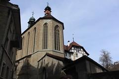 église St-maurice (bulbocode909) Tags: fribourg suisse villes cantondefribourg églises églisestmaurice hiver