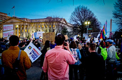 2017.02.22 ProtectTransKids Protest, Washington, DC USA 01080