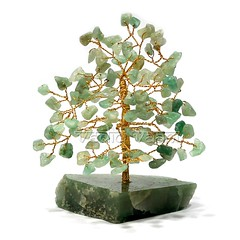 Green Aventurine Gem Tree Online - VedicVaani.com (vedicvaani) Tags: tree gemstone gem aventurine green shui feng charm lucky wishing
