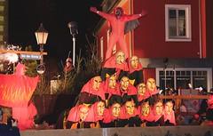 LÖFFINGEN - LÖFFINGER HEXEN (Punxsutawneyphil) Tags: europa europe deutschland alemania germany german deutsch badenwuerttemberg badenwürttemberg baden schwarzwald blackforest löffingen fastnacht karneval fasching hexe hexen witch witches theatre walpurgis schwäbisch alemannisch alemannic swabian tradition devil teufel löffingerhex walpurgisnacht carnival maske mask