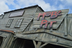 Hobs Pit, Pleasurewood Hills, UK (CoasterMadMatt) Tags: park wood greatbritain england english dark season fun outside photography amusement suffolk spring scary day exterior ride photos unitedkingdom britain united great may kingdom fair pit east hills horror theme amusementpark opening british rides eastern funfair themepark pleasure attraction openingday eastanglia anglia lowestoft hobs darkride pleasurewoodhills 2013 eastofengland pleasurewood coastermadmatt newfor2013 newridefor2013 25thmay2013 hobspit