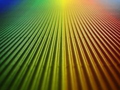 Rainbow Road (Batikart) Tags: blue red orange abstract macro green art texture colors lines yellow closeup contrast canon germany paper geota