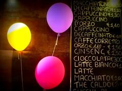 -BUONGIORNO..DESIDERA..???  - BEST PHOTO 2013 (Skiappa......Staminale) Tags: bar lumix panasonic latte cappuccino colori caff treviso palloncini veneto cioccolata tabella men scelta skiappa bestphoto2013 topsixof2013