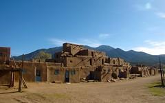 Taos Pueblo (DeadManTalking) Tags: pueblo taos taospueblo deadmantalking