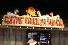 The Simpsons Springfield Fast Food Boulevard at Universal Orlando (insidethemagic) Tags: florida burger bart lisa tavern homer krusty thesimpsons springfield marge universalstudios barney themepark expansion moes duffbeer universalorlando fryingdutchman flamingmoe luigspizza fastfoodboulevard