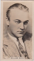 "William ""Hopalong Cassidy"" Boyd (addie65) Tags: 1920s hopalongcassidy classicactor vintagehair williamboyd classicfilm fanphoto classichollywood fancard classicwesterns deceasedactor"