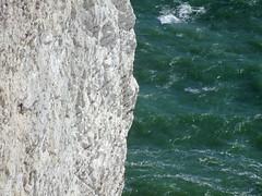Needles Headland (Andy Latt) Tags: sea finepix isleofwight fujifilm needles headland 0241 andylatt hs20exr needlesheadland