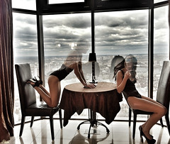 21.04.13f.  iPhone Daily. (iPhom) Tags: girl hotel couple surrealism erotica hdr iphoneography iphonedaily