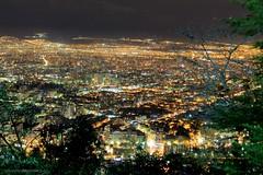 GRAN SANTIAGO de noche. (Pablo C.M || BANCOIMAGENES.CL) Tags: chile city santiago noche ciudad providencia gransantiago
