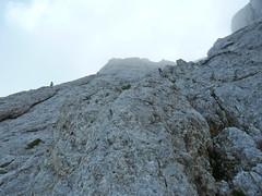 Alpinismo Gran Sasso - Spigolo di Paoletto