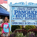 Emily at Uncle Bill's Pancake House in Cape May, New Jersey