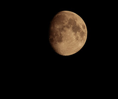 83ish % (keldar44) Tags: moon canon400mmf56 canoneos7d canon14xefextenderiii