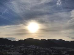 San Jos. Almera. (Laisa79) Tags: sunset sea espaa sun beach clouds atardecer spain sand san mediterraneo playa arena almeria jos originalfilter uploaded:by=flickrmobile flickriosapp:filter=original