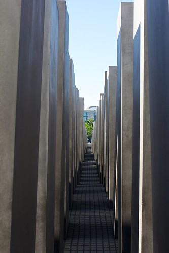 Berlin Holocaust Memorial, From FlickrPhotos