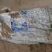 Trashy Pasir Ris beach: Fish feed bag