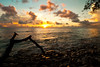 Barbados Sunset (Nick Mulcock) Tags: sunset beach water beauty warm scenic calming scene calm glorious barbados radiant warming explosive energizing battsrockbeach