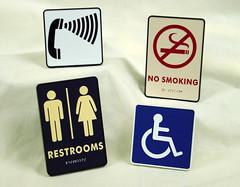 Access Signs | Signarama