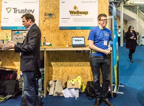 WeSwap Social Currency - Web Summit 2013