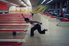 Bowling in Pyongyang (Lil [Kristen Elsby]) Tags: travel topf25 asia korea topv5555 bowling editorial recreation dailylife goldenlane northkorea pyongyang tenpinbowling travelphotography democraticpeoplesrepublicofkorea chosŏnminjujuŭiinminkonghwaguk dprofkorea canon5dmarkii goldenlanebowlingalley