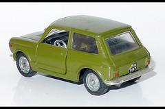 AUTOBIANCHI A 112 (baffalie) Tags: classic vintage toys miniature mattel jouet ancien diecast jeux