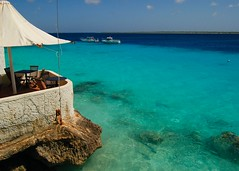 Chill out time (in Explore) (gillybooze (David)) Tags: sea sky explore vista caribbean bonaire ©allrightsreserved