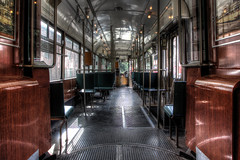 charming old tram (Michis Bilder) Tags: tram hdr